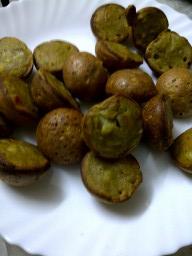 Cooked Paniyaram
