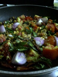 Cooking step for Tomato and Ginger Chutney