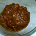 Hot Sauce/Red Chutney