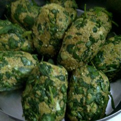 Multigrain Mixed Vegetable Muthiya Uncooked