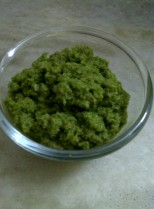 Coriander and Coconut Chutney