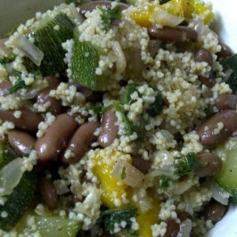 Couscous the Kooky Way