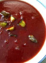 Fat Free Beetroot, Carrot and Tomato Soup