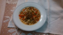 Fatima's Mixed Vegetable Soup