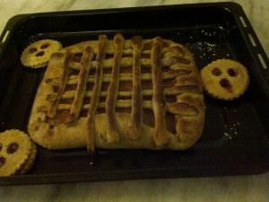Judith's Linzer Cake