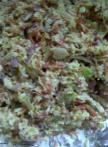 Low Fat Coleslaw