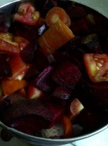 Vegetables for Beetroot, Carrot and Tomato Soup