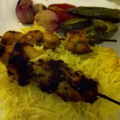 Joojeh Kebabs
