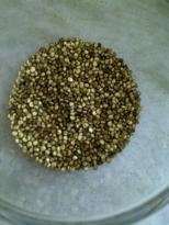 Popped Quinoa