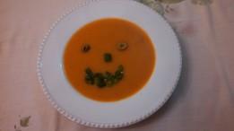 Fatima's Pumpkin Soup