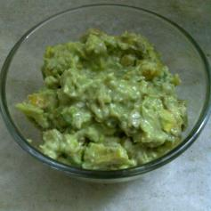 Avocado & Chickpea Spread