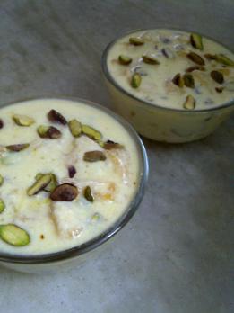 Diabetic Friendly Melony Dessert