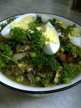 Quinoa, The Kedgeree Way