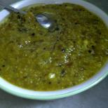 Sorghum Groats with Snake Gourd & Pumpkin