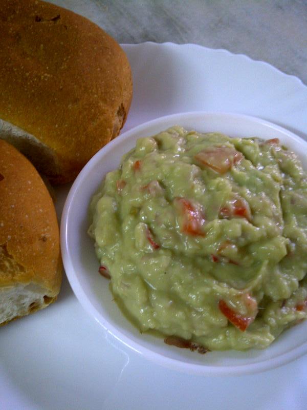 Butter Bean & Avocado Spread
