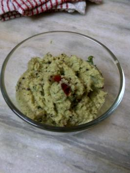 Coconut Chutney, The South Indian Way