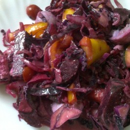 A Very Purple Salad