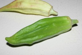 How to Cook Slime-free Okra