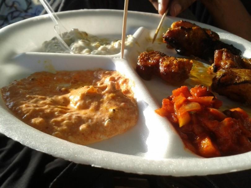 Kashmiri Kebab