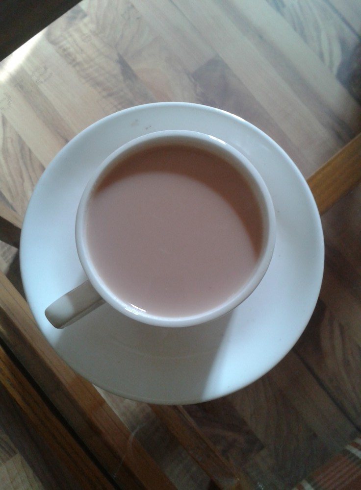 Kashmiri Noon Chai/Sheer Chai/Salted Tea