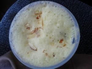 Kashmiri Saffron Milk