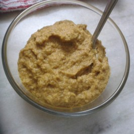 Carrot & Coconut Chutney