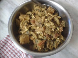 Kantola & Pumpkin Curry