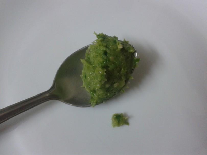 Green Chilli & Garlic Thecha (Condiment)