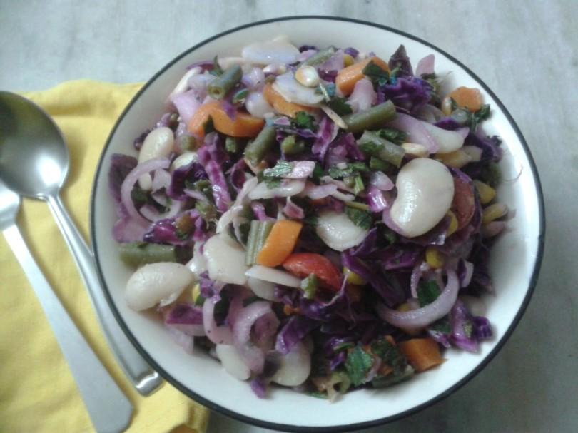 Butter Bean Salad